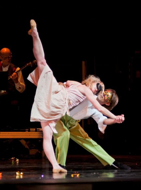 """Creole Cinderella."" Photo courtesy of Akron Civic Theatre"