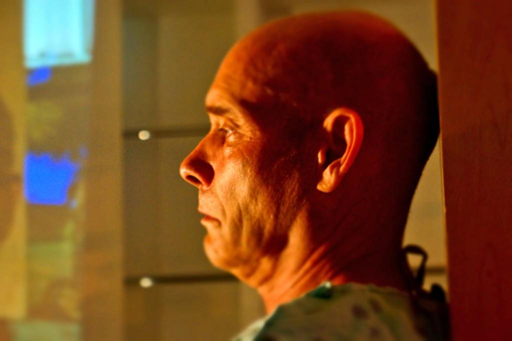 David Rohn. Photo by Neil de la Flor.