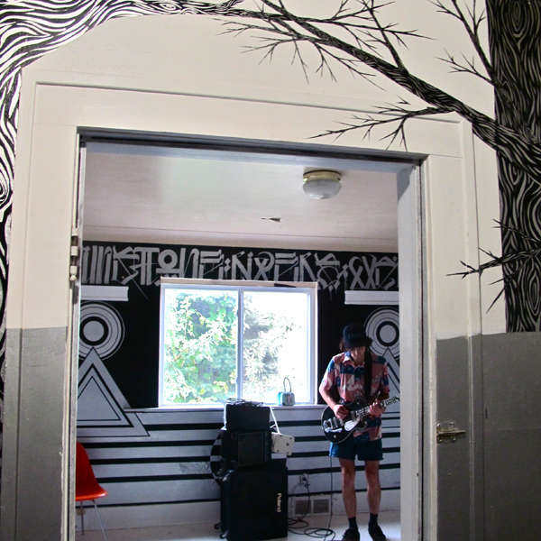 Jon Brumit's Sound House.