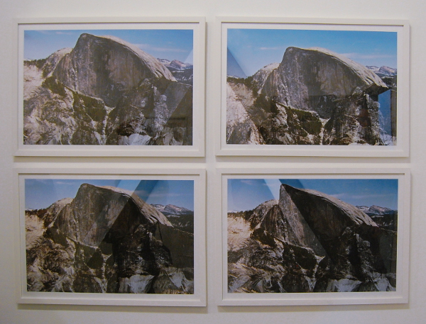 "Millee Tibbs, ""Mountains + Valleys (Arches, Diptych)."""