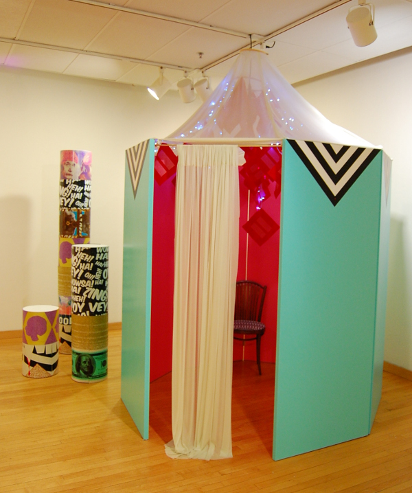 """Leslie Friedman, pieces from """"Stereo Pillars"""" and Shtetl."""""""
