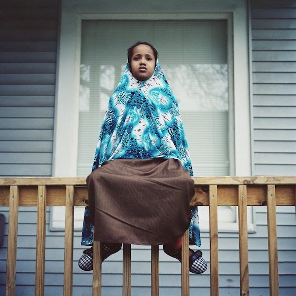 Selma Fernandez Richter (Minneapolis, MN), Kamilo Mohamud, Minneapolis, MN, 2011, 2011, photography, 34 x 34 inches. Courtesy of the MMAA website.