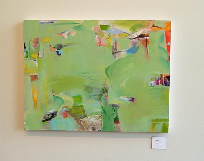 """""""Meadow"""" by Linda Luise Brown 2009"""