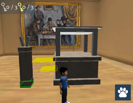 Artpuzzle game