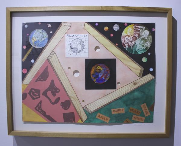 "Kid Deeds, ""Planet Making."""