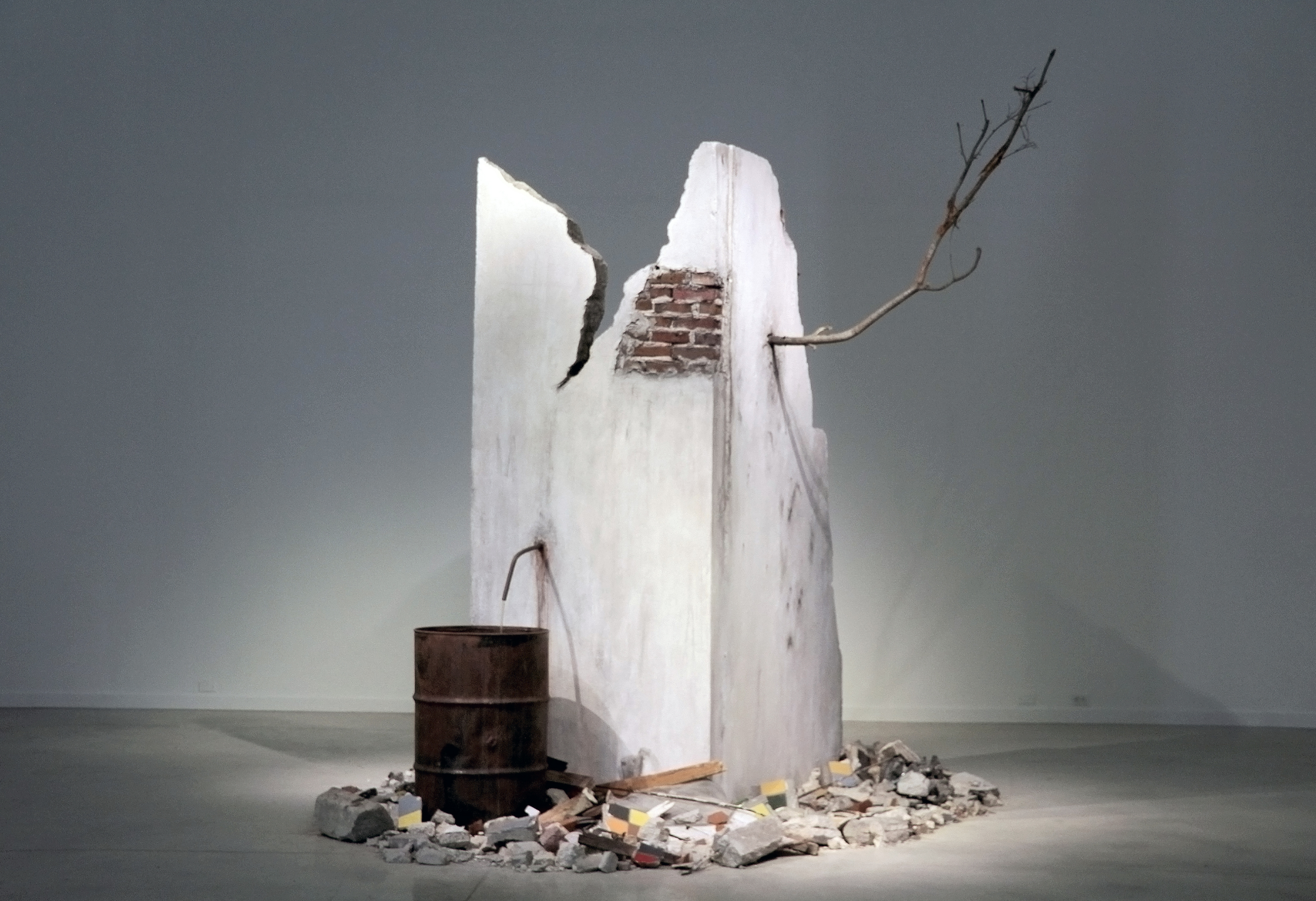 """The Site"" from Gelabert; photo Alejandro Taquechel."