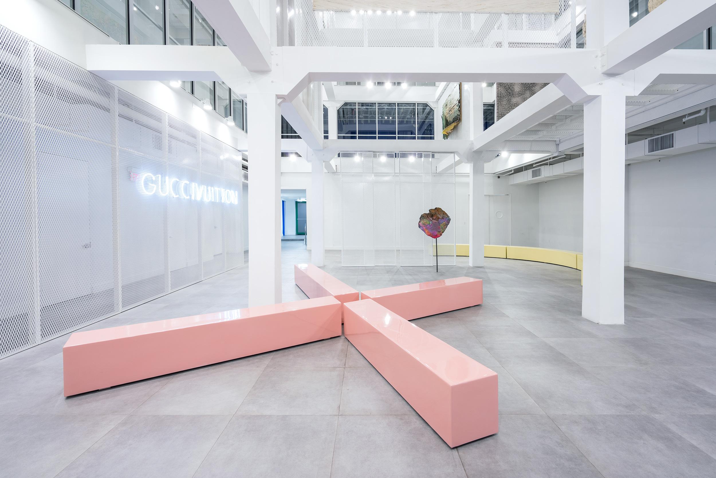 Ground-floor Atrium Gallery, photo Studio LH00Q. Courtesy ICA Miami.