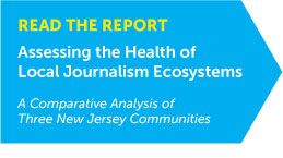 Assessing the Health of Local Journalism Ecosystems