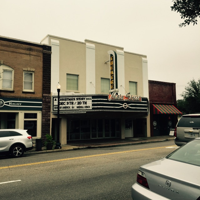 Main Street Theater in Conway SC