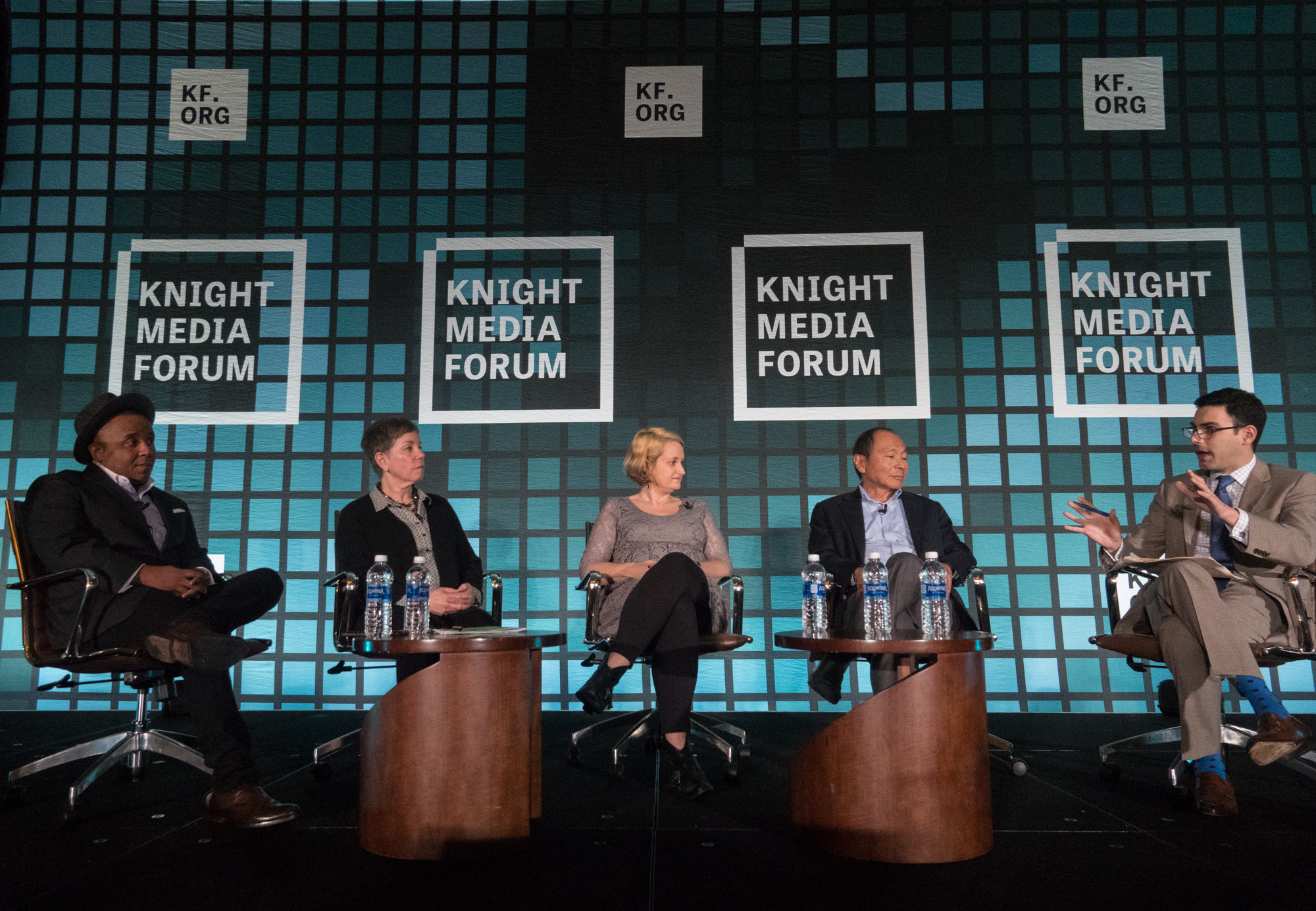 Click here for Knight Media Forum videos