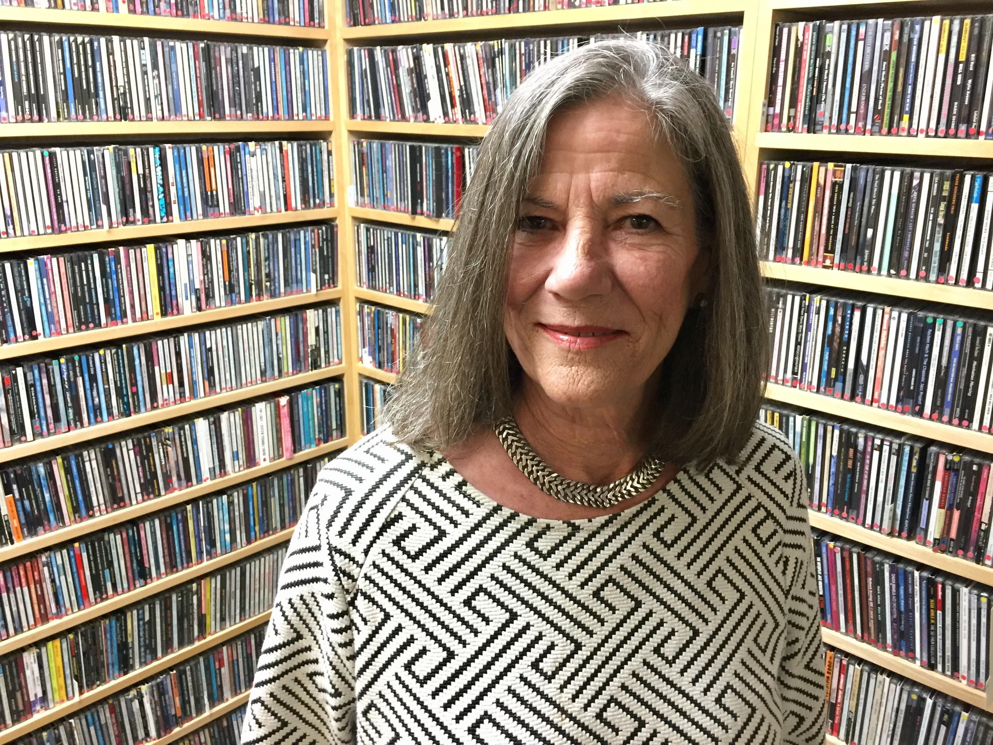 Maggie Pelleyá, general manager, WDNA-FM
