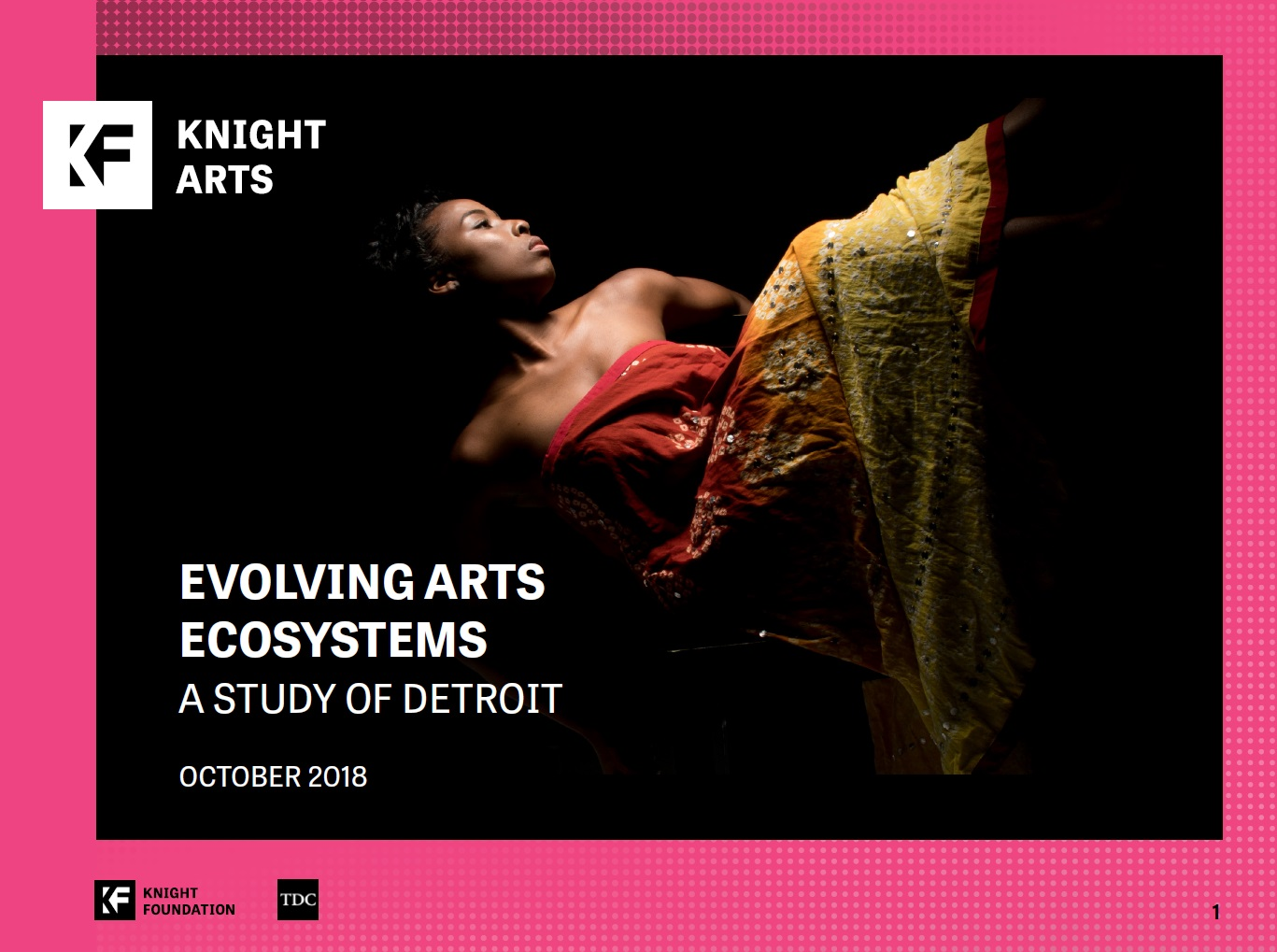 Evolving Arts Ecosystems - A Study of Detroit