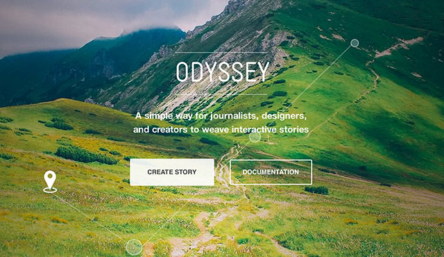 New open source tool for journalists and designers to weave interactive stories