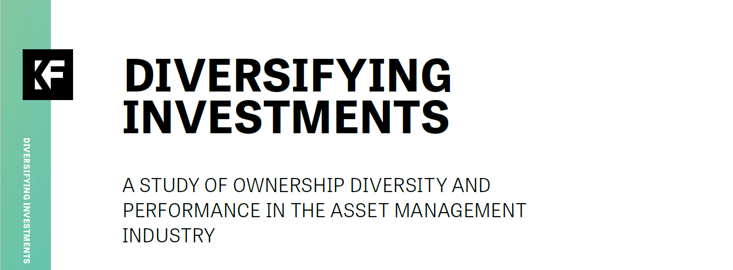 Diversifying Investments: A Study of Ownership Diversity and Performance in the Asset Management Industry