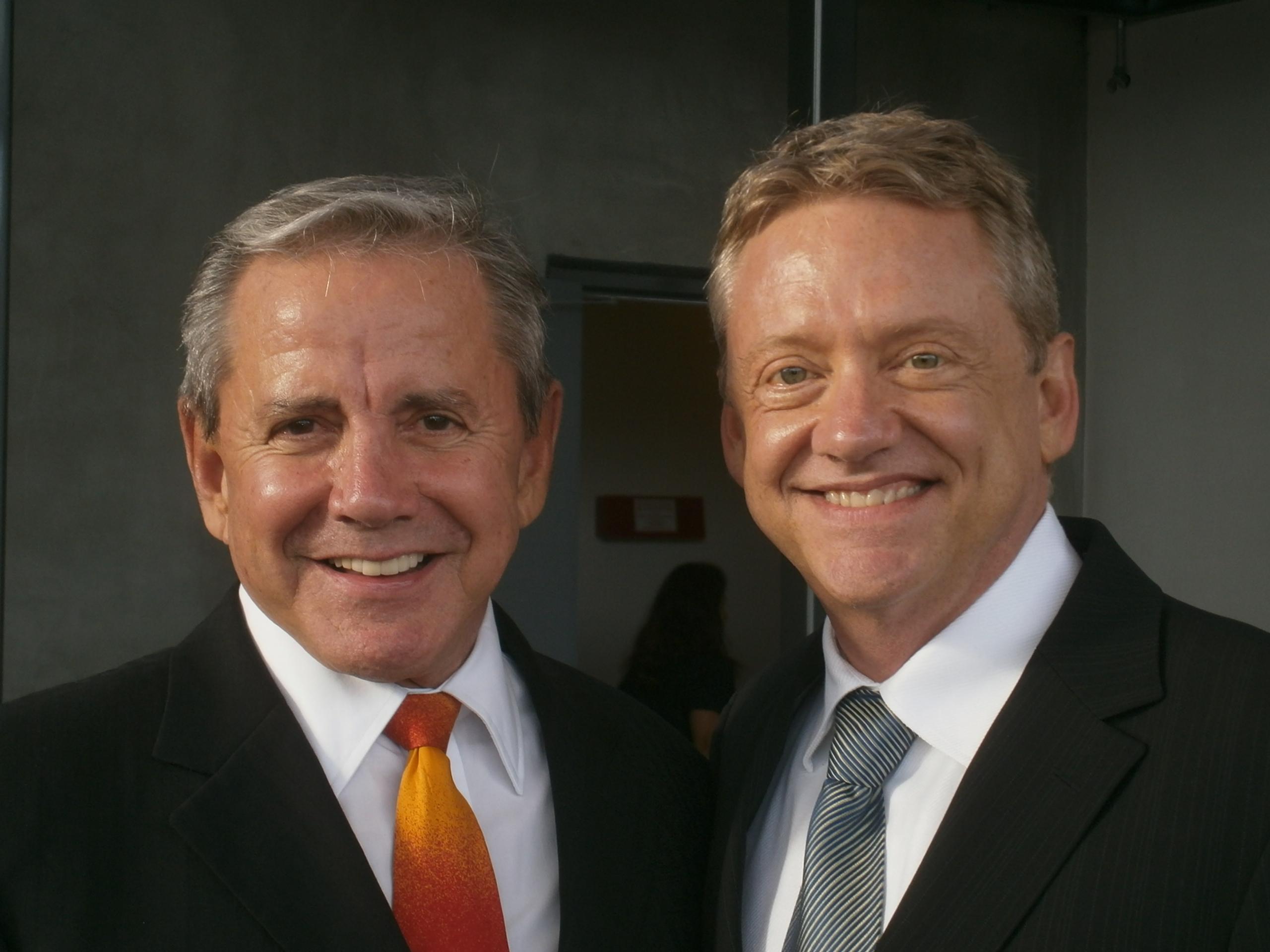 Mark Steinberg and Dennis Edwards